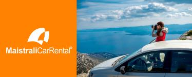 Maistrali Car Rental -ενοικίαση αυτοκινήτων