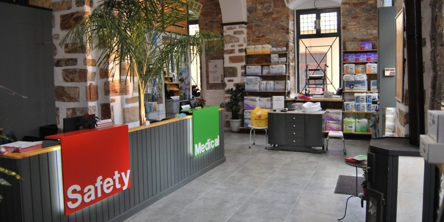 Το ανακαινισμένο κατάστημά μας στην Ερμούπολη