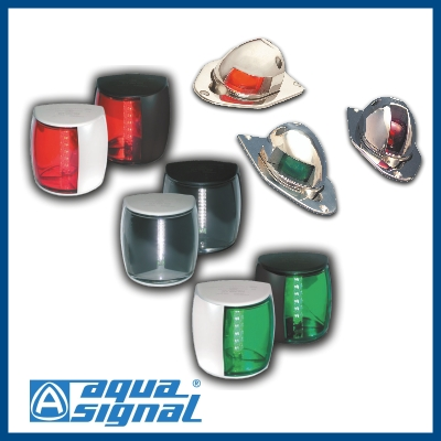 Aqua Signal Marine Navigation Lights