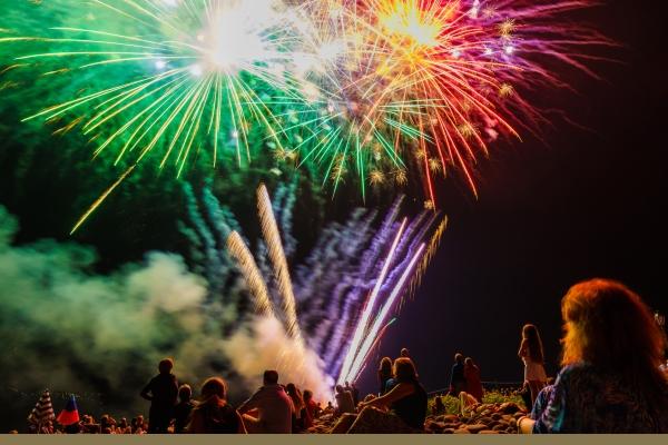 Πυροτεχνήματα Event