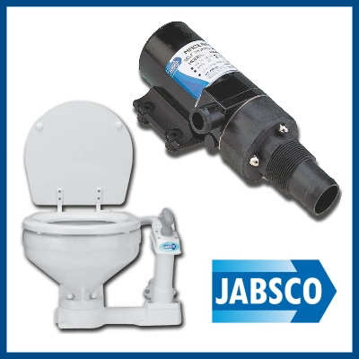 Jabsco Pumps Toilets Marine Supply