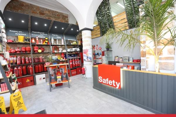 Κατάστημα Maistrali Safety Ερμούπολη