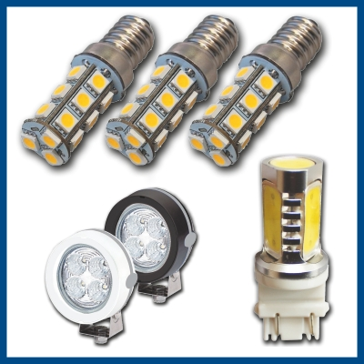 Marine LEDs Bulbs