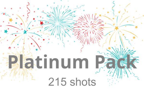 Πυροτεχνήματα Platinum Pack