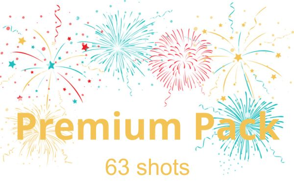 Πυροτεχνήματα Premium Pack