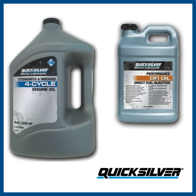 Quicksilver Motor Oil Marine