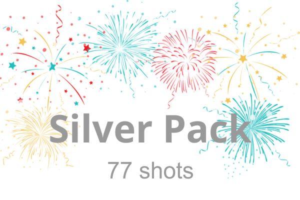 Πυροτεχνήματα Silver Pack