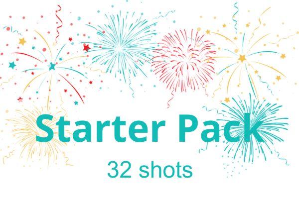 Πυροτεχνήματα Starter Pack