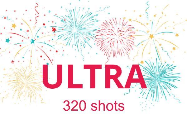 Πυροτεχνήματα ULTRA