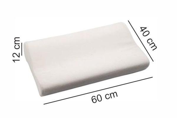 Μαξιλάρι Ύπνου Memory Foam Ανατομικό King