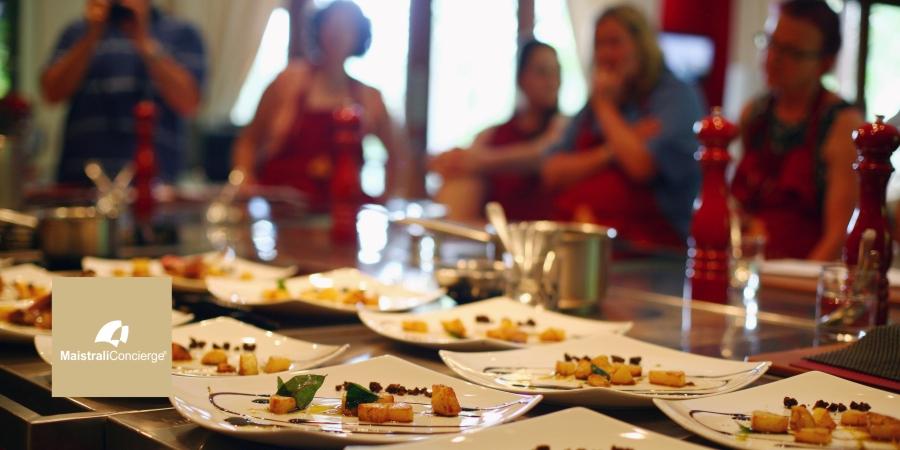 Maistrali Concierge:  Μαγείρεμα με τους φίλους σας