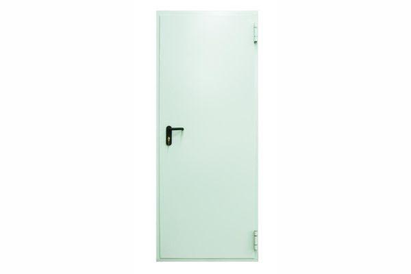 Μονόφυλλη Πόρτα Ασφάλειας 120′