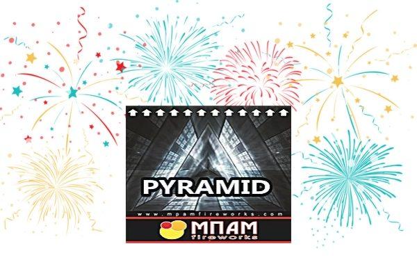 Πυροτέχνημα Pyramid