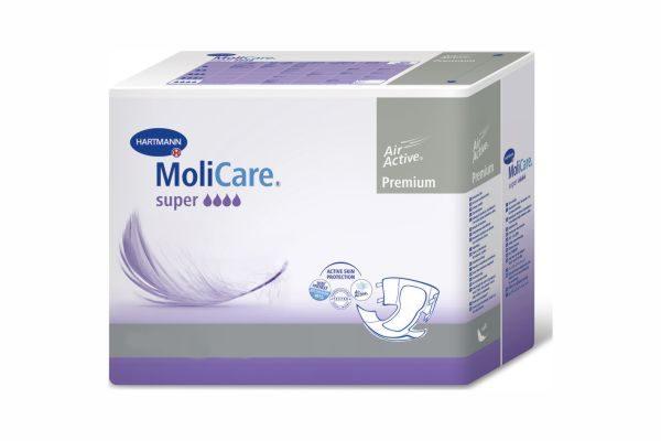 Πάνες ακράτειας MoliCare® Premium Soft Super