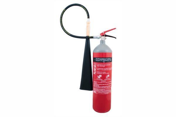 Πυροσβεστήρας 5Kg CO2