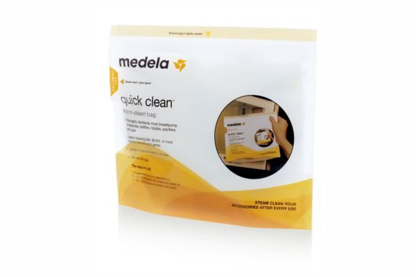 Quick Clean Σακουλάκια Αποστείρωσης Φούρνου Μικροκυμάτων