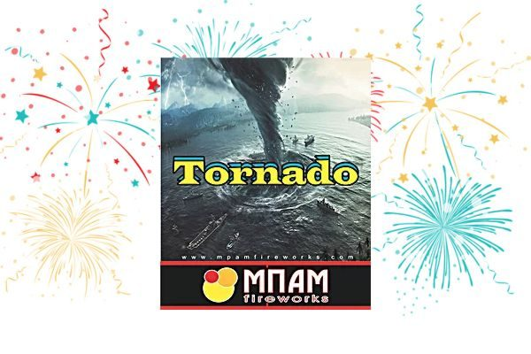 Πυροτέχνημα Tornado