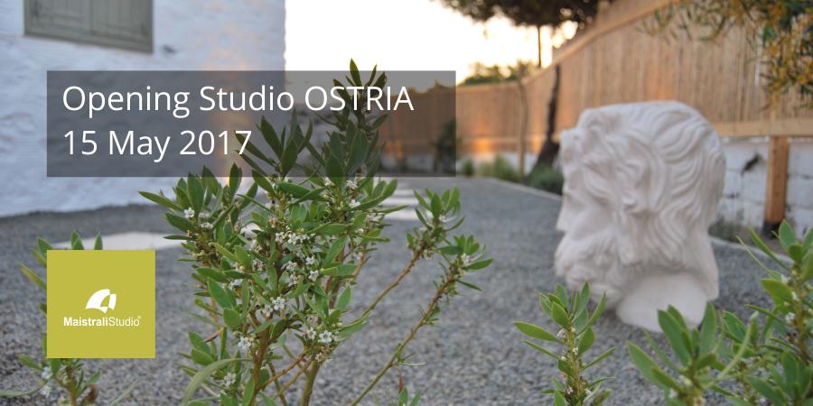 Studio OSTRIA – σε λίγο κοντά σας….