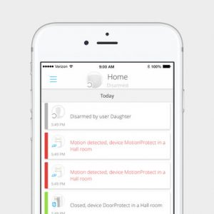 Instant Notifications About Abnormal Activity