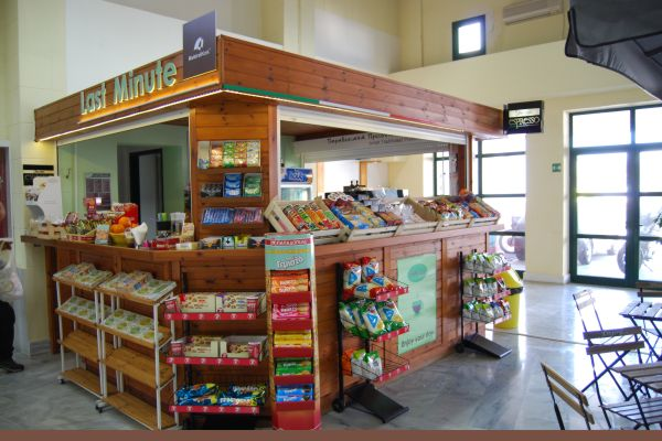 Maistrali Kiosk Airport