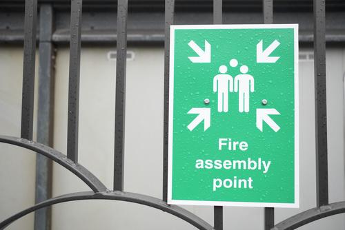 Πυρασφάλεια- Εκκένωση Κτηρίων