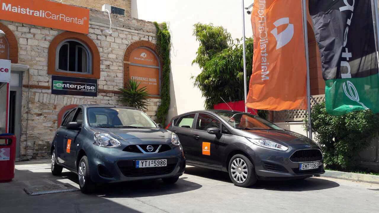Maistrali CarRental