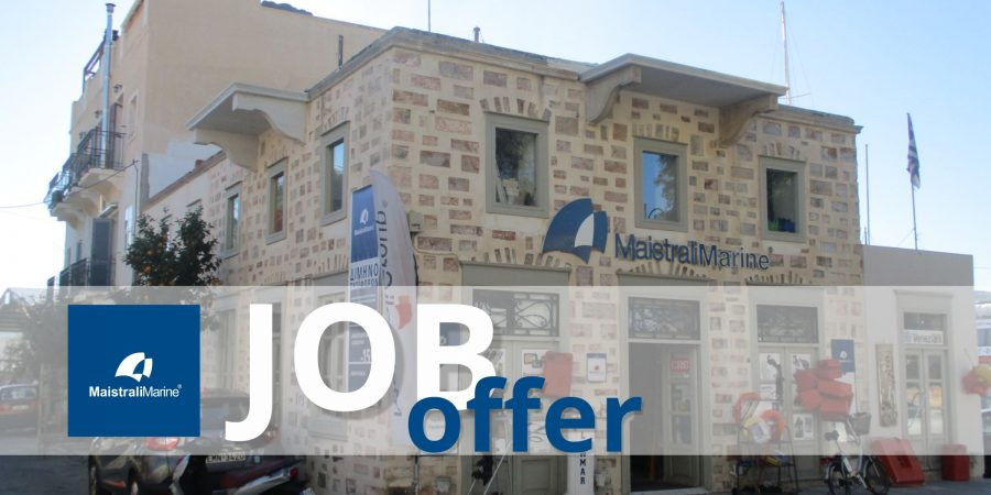 Job Offer Syros Maistrali Marine