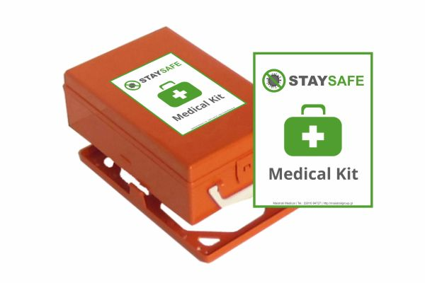 STAYSAFE Medical Kit