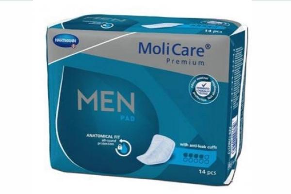 Hartmann Molicare Premium Men Pads Protect