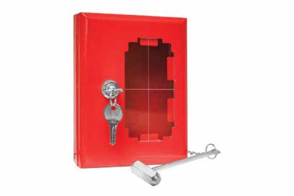 Κλειδοθήκη μεταλλική έκτακτης ανάγκης