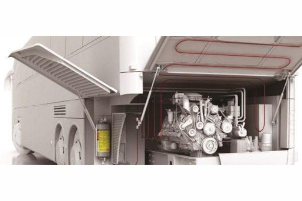 KYDON – Σύστημα κατάσβεσης οχημάτων