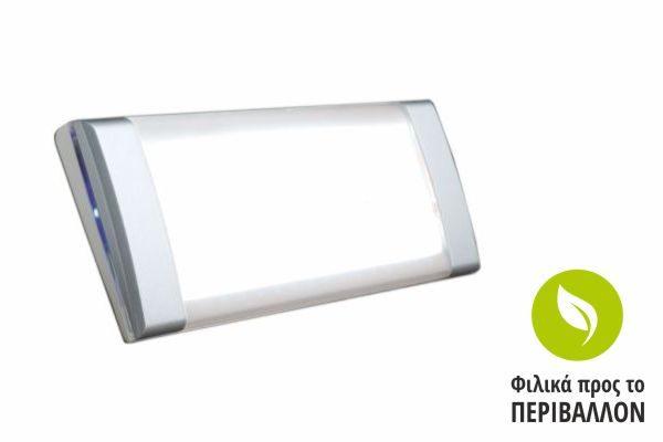 Φωτισμός Ασφαλείας Slim LED GR-2000