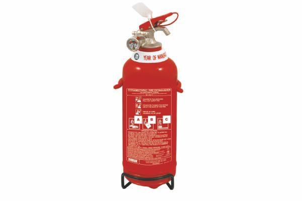 Πυροσβεστήρας 1Kg Ξηράς Σκόνης