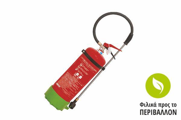 Πυροσβεστήρας 6Lt Αφρού χωρίς Φθόριο