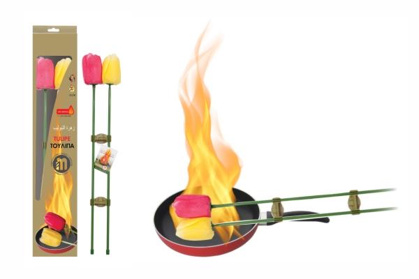 Πυροσβεστήρας Έξυπνος Λουλούδι