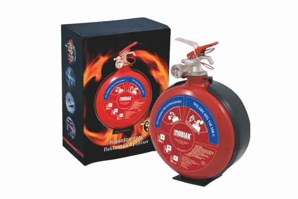 Πυροσβεστήρας Φλασκί 1Κg