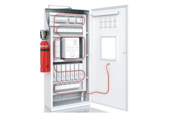 Σύστημα Πυρόσβεσης για Ηλεκτρικούς Πινάκες