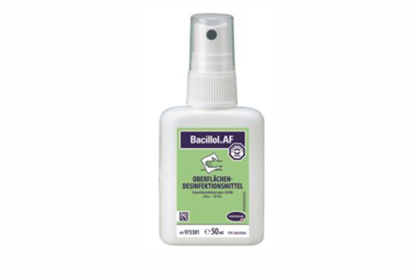 Υγρό Αποστείρωσης Επιφανειών Bacillol AF